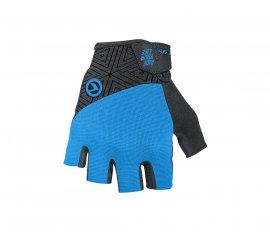 Rukavice KELLYS Hypno, krátkoprsté, blue, M