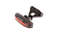 Osvetlenie zadné CTM Caliber, USB, čierne