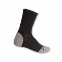 Ponožky SENSOR HIKING BAMBUS, čierne, 6-8