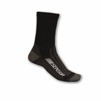 Ponožky SENSOR TREKING EVOLUTION, čierna/sivá, 6-8