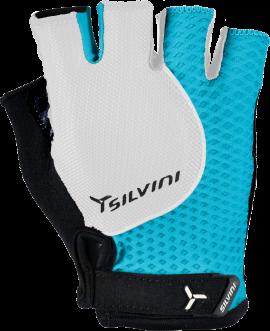Detské rukavice SILVINI SASSO CA1024, ocean-white