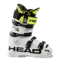 Head RAPTOR 120S RS 19/20, white