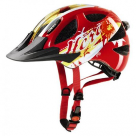 UVEX hero, 49-54 cm, red