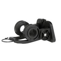 Clip-úchyt košíka na riadidlá 22,2-31,8mm a predstavec