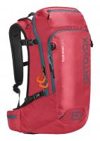 Batoh ORTOVOX Tour Rider 28 S, hot coral