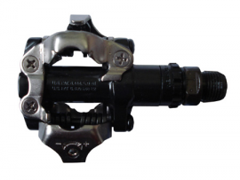 Pedále MTB PD-M520 SPD bez odrazky+zar. SM-SH51 čierne