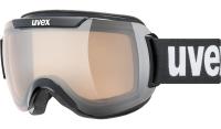 UVEX downhill 2000 V black mat/variomatic silver mirror, S1-3, veľ. M