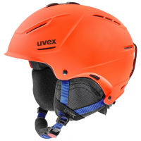 UVEX p1us 2.0, orange- blue mat