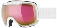 UVEX downhill 2000 FM white/mirror pink, S2, veľ. M