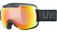 UVEX downhill 2000 V black/variomatic rainbow mirror, S1-3, veľ. M