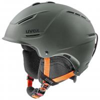 UVEX p1us 2.0, olive mat