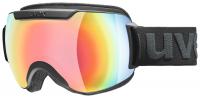 UVEX downhill 2000 FM black mat/mirror rainbow, S3, veľ. M