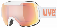 UVEX downhill 2000 CV white/mirror rose/colorvision orange, S2, veľ. M