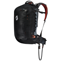 Scott Pack Guide AP 30, black/burnt orange