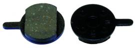 Brzdové doštičky PROMAX DSK-400,18 mm, 3,6/4,6 mm