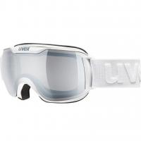 Lyžiarske okuliare UVEX Downhill 2000, S LM white litemirror silver, (S2)