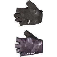 Northwave Active Short Finger Glove, camo/black