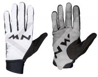 Northwave Extreme Full Finger Glove, white/black