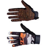 Northwave Air Lf Full Finger Glove, black/orange/white