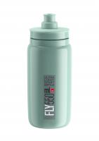 Fľaša Elite FLY, zelená šedé logo, 550 ml