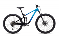 "MARIN Rift Zone 1 29"" 2020, Gloss Black/Bright Blue/Cyan/Black"
