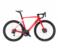 Wilier CENTO10PRO E005LW 2020, red/white glossy