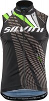 SILVINI Team MJ1404, black-green