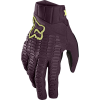 Rukavice FOX WMNS DEFEND GLOVE, dark purple
