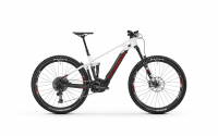 "Mondraker Crafty Carbon R 29"" 2020, carbon/white/flame red - TESTOVACÍ MODEL"