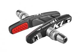 Brzdové gumičky KLS CONTROLSTOP V-02 (pár)