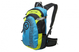 Batoh HUNTER, blue/green, 15 L