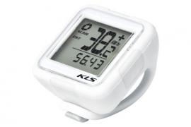 Bezkáblový tachometer REFLEX, biely, 14F