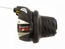 Radenie RevoShift RS36 7-K., pravé, čierne