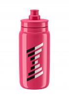 Fľaša ELITE FLY GIRO 2020 ICONIC, ružová, 550 ml