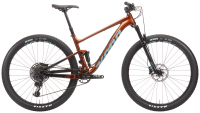 "Kona Hei Hei 29"" 2020, rust orange"