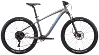 "KONA Fire Mountain 27,5"" 2021 gray, M"