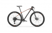 "Mondraker Chrono Carbon 29"" 2021, carbon/orange/grey"