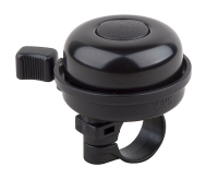 Zvonček PRO-T Colour, čierno/čierna