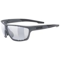 UVEX SPORTSTYLE 706 v, dark grey mat, S1 - S3