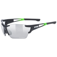 UVEX SPORTSTYLE 803 race v, black green, S1 - S3