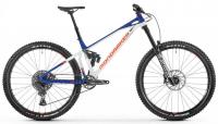 "Mondraker Superfoxy 29"" 2021 white/blue/orange"