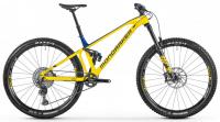"Mondraker Foxy R 29"" 2021 yellow/blue"