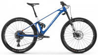 "Mondraker Foxy Carbon R 29"" 2021 blue/white/orange"