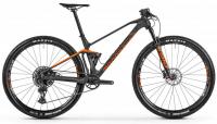 "Mondraker F-Podium Carbon 29"" 2021 carbon/orange/grey"