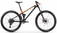 "Mondraker Foxy 29"" 2021 black/orange/grey"