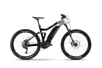 Haibike XDURO AllMtn 2.5 2021, black/grey/dark blue, M