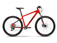 Haibike Seet 9 29 2021, red/cool grey