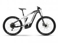 Haibike FullSeven 8 2021, anthracite/white/black