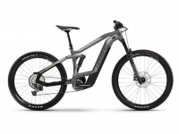Haibike AllMtn 4 2021, cool grey/black matte