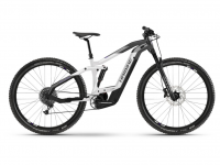 Haibike FullNine 8 2021, anthracite/white/black